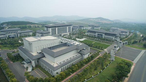 济南市委党校新校区教学楼工程