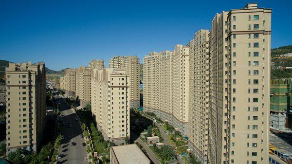 济南市西蒋峪片区公共租赁住房