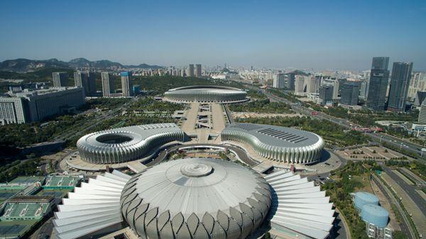 济南奥林匹克体育中心平台工程
