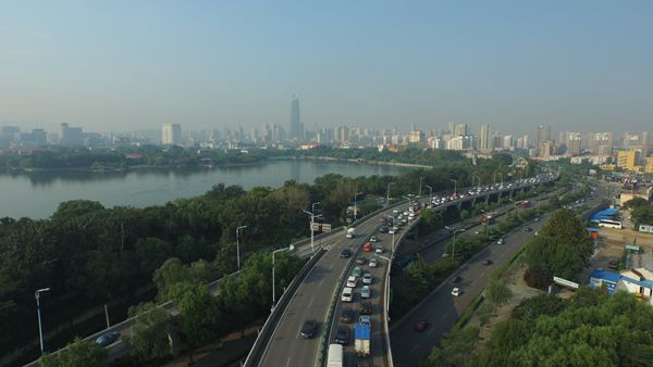 济南顺河街高架桥
