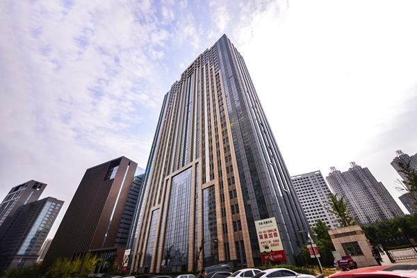 济南天业中心2#商务办公楼工程