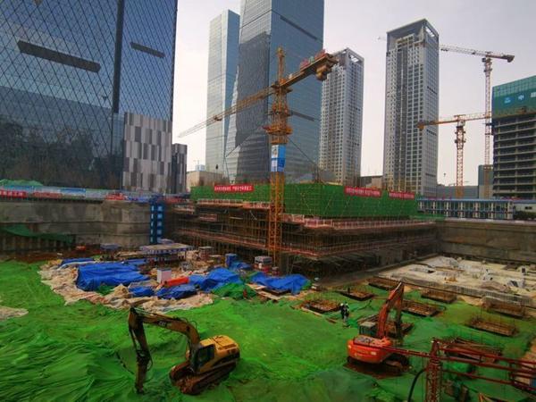 54栋新楼静待黄河滩区迁建居民 3900余村民将搬进新楼