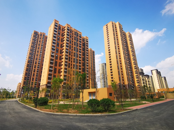 济阳城区片区产权调换项目正式交付
